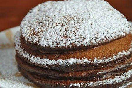 Resep Membuat Pancake Cokelat Sederhana  http://resep-masakan-q.blogspot.com/2014/11/resep-membuat-pancake-cokelat-sederhana.html