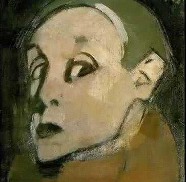 Helene Schjerfbeck (1862-1946) Self Portrait