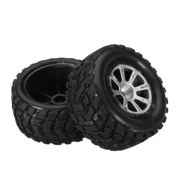 Wltoys A969 RC Car Spare Parts Left Tire A969-01