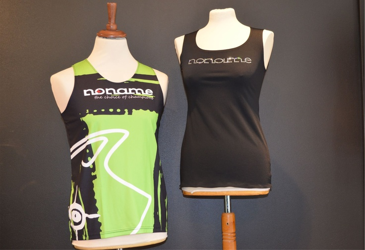 Running singlet and special edition Biancaneve top