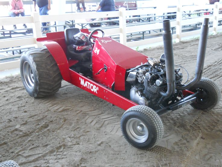 Red Mator #24 Mini Mod Tractor   https://www.youtube.com/user/Viewwithme