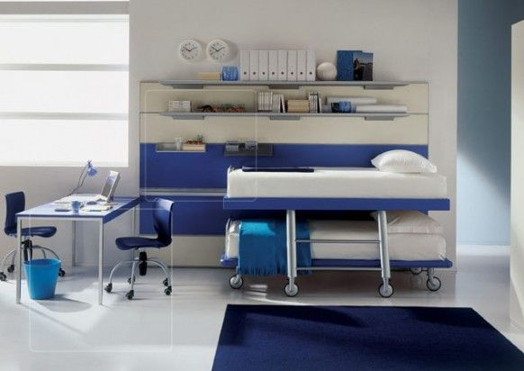 7 Kids Bedroom Interior Design Ideas For Small Rooms 2