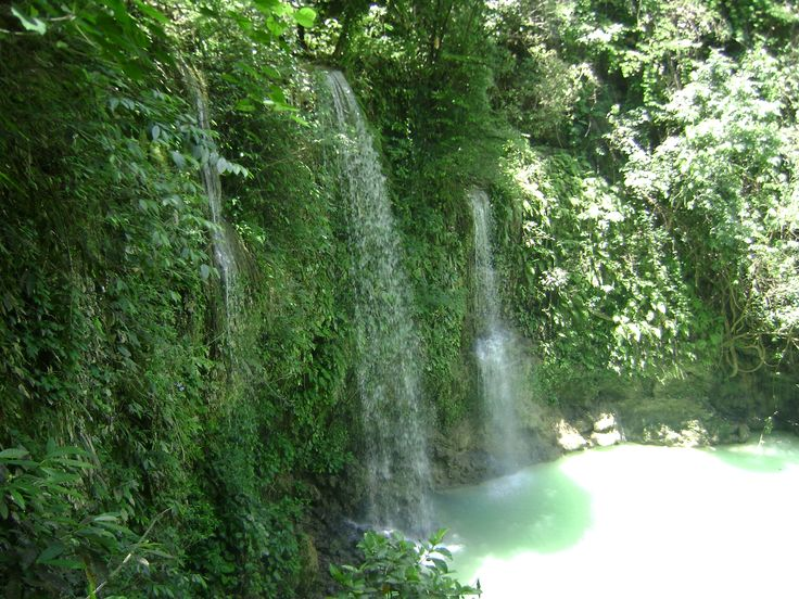 Mantayupan Falls, Cebu, Philippines :) Such a beautiful place! :)
