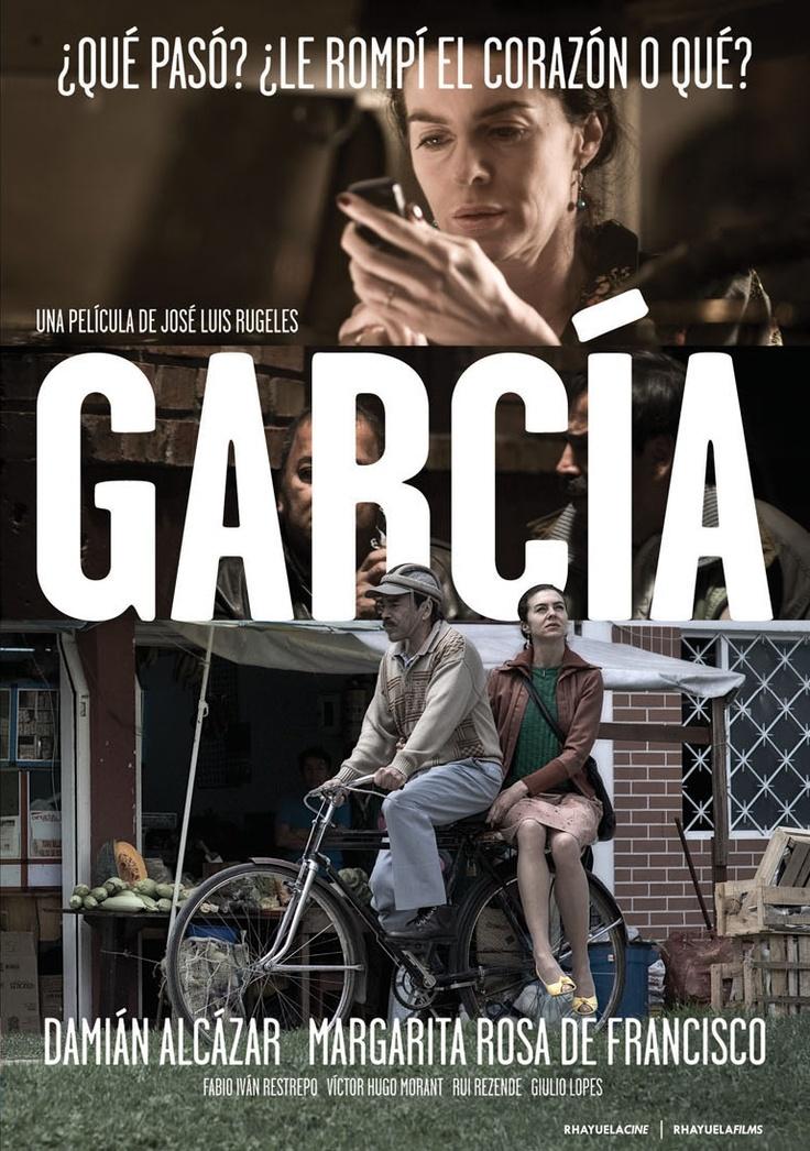García, una película que hace parte de la Semana del Cine Colombiano: http://www.mincultura.gov.co/semanadelcine/