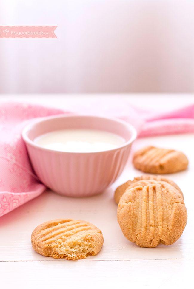 Galletas de mantequilla fáciles
