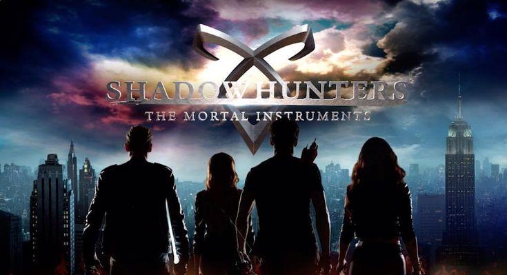 #Shadowhunters TV series