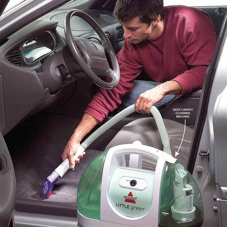 how to deep clean the interior of a car. Black Bedroom Furniture Sets. Home Design Ideas