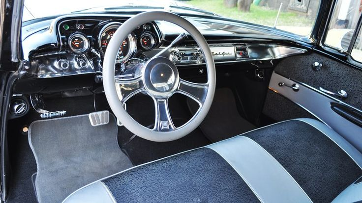 1957 Chevrolet Bel Air Resto Mod - 4