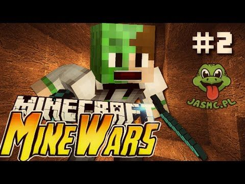 Minecraft: MineWars! :D [#2] | GANGREN VS CZITER ? | JasMc.pl