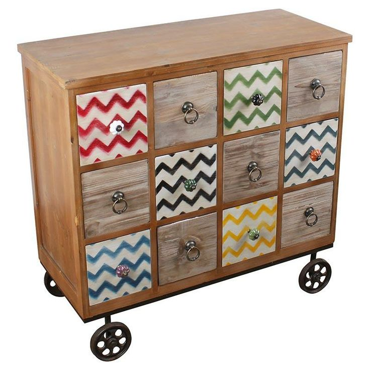 Nice wooden #drawer www.inart.com