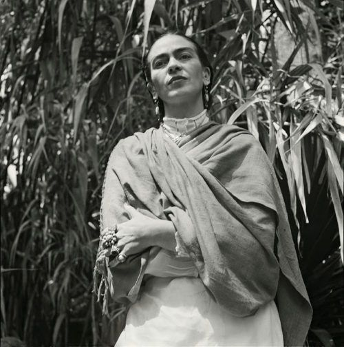 Lovely Photos of Frida Kahlo from the Last Years of Her Life in Mexico City - History Daily