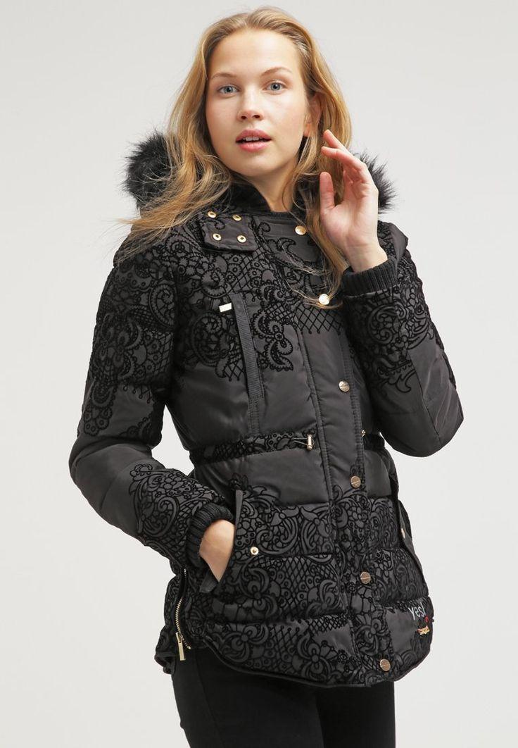 Desigual ABRIG Veste d'hiver negro prix promo Veste d'hiver Femme Zalando 180.00 €