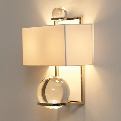 Fortune teller sconce by Global Views.