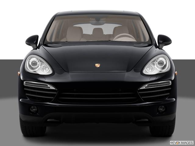 Porsche Cayenne Hybrid S