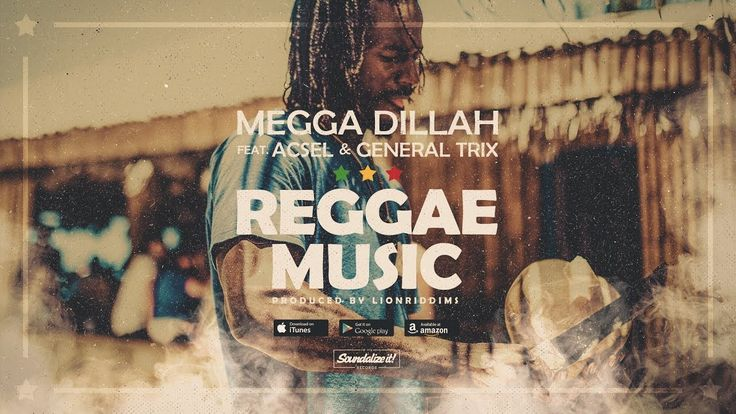 NEW MUSIC: #MeggaDillah alongside #Acsel and #GeneralTrix - #ReggaeMusic   The single is produced by #LionRiddims and its due out November 21 on #Soundalizeit Records