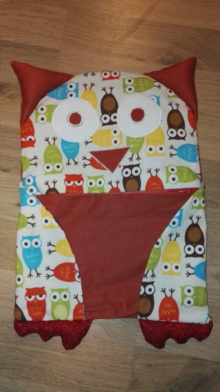 Pyžamožrút/Owl Pajama eater