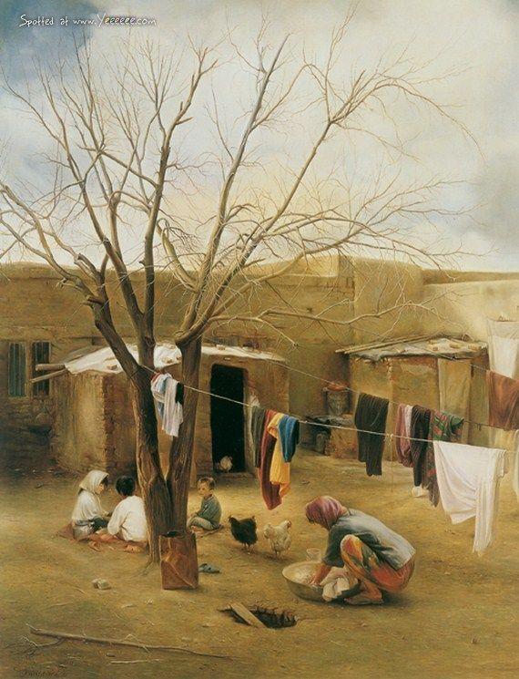 Iman Maleki art | Maleki, Iman