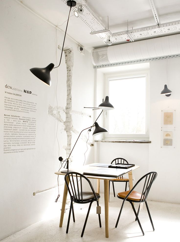 Schottlander by DCW Éditions. Offices are the place where our concentration and creativity should be greater. http://www.pinterest.com/delightfulll