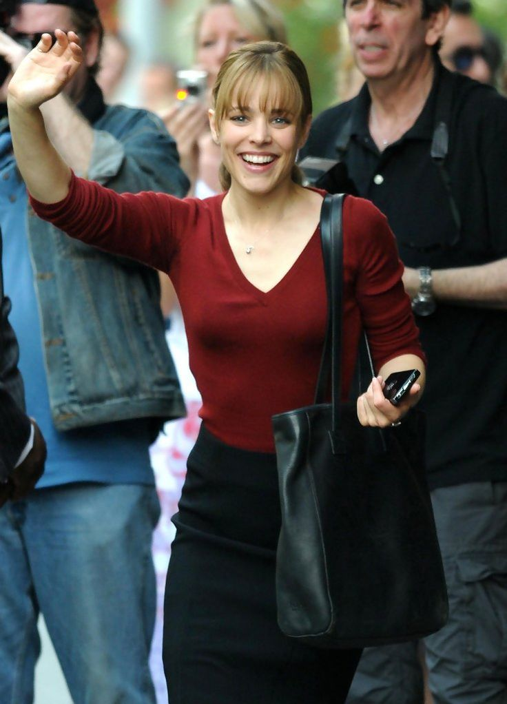 The beautiful Rachel McAdams ...Trendy Fashion... She played Christine in Passion (2013)