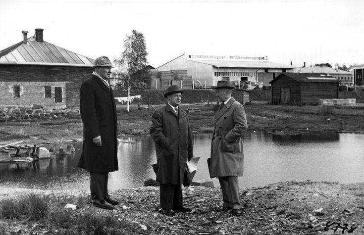 Kuvagalleria: Oulun Myllytullin asuintalot on rakennettu vanhalle teollisuusalueelle. Alue haluttiin osaksi kaupungin keskustaa, kun teollisuuslaitokset lakastuivat.