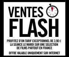 Gaumont Labège - Ventes Flash - Des séances à 3,90 € tous les mardis !