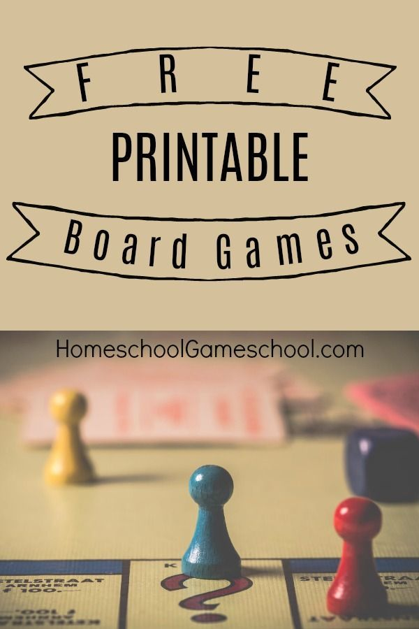 image relating to Printable Board Games for Adults known as Cost-free Printable Board Video games Pins in the direction of Proportion Printable board