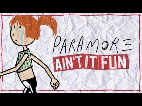 MUSIC MONDAYS : PARAMORE – AIN'T ITFUN