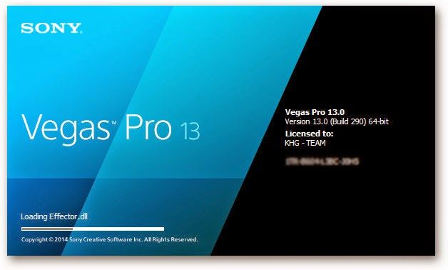 Sony Vegas Pro 13 Crack, Keygen incl Serial Number is useful to change video arrangement and foundation sounds in the wake of altering video documents.