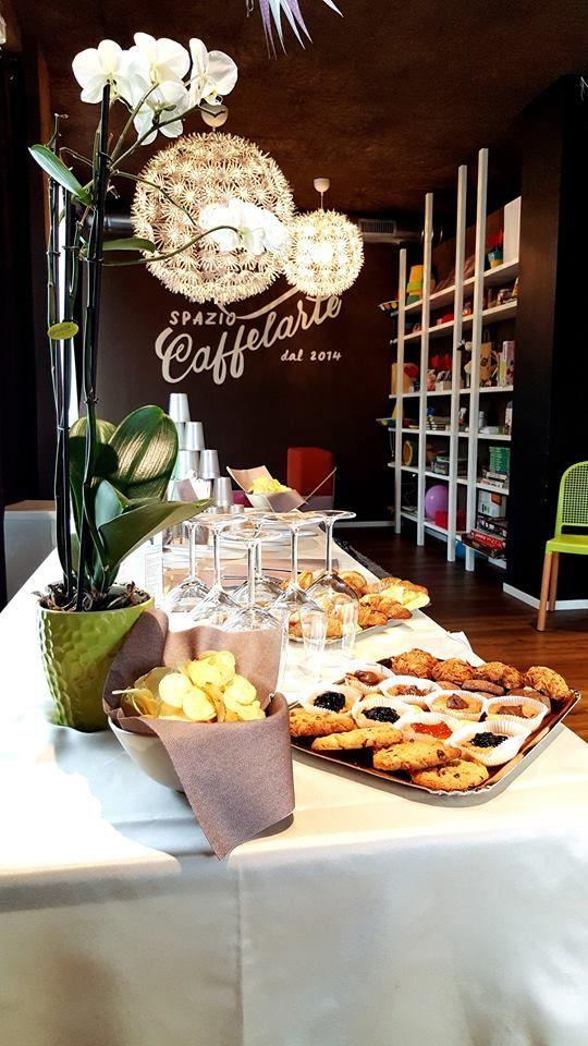 Buffet di compleanno a #Caffelarte. #Birthday #buffet