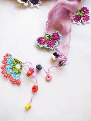 Oyasukafu, renkli el örgüsü gazlı bez eşarp ☆ - Türk malları, Türkiye hediyelik eşya mağazası NOVAROMA