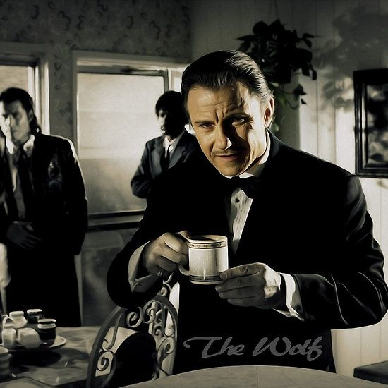 I'm not here to say please. I'm here to tell you what to do. And if self preservation is an instinct you possess, you'd better fuckin' do it and do it quick. I'm here to help. If my help's not appreciated, lotsa luck gentlemen. - Mister Wolf, Pulp Fiction.