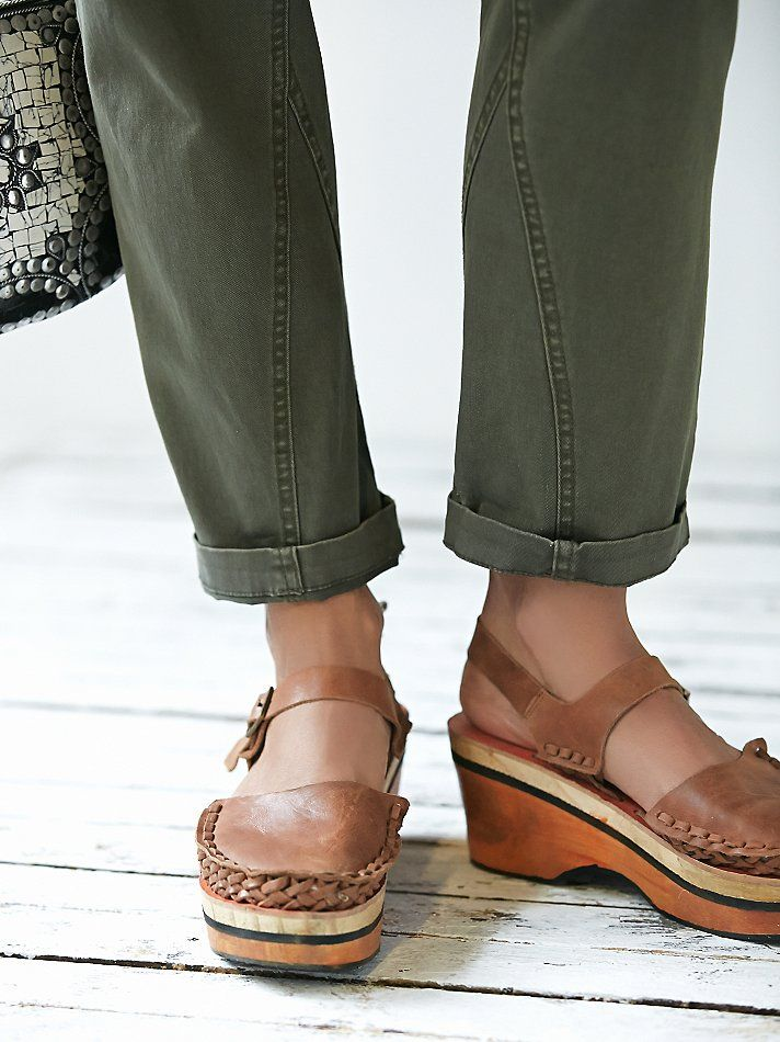 Free People Magnolia Slope Clog at Free People Clothing Boutique