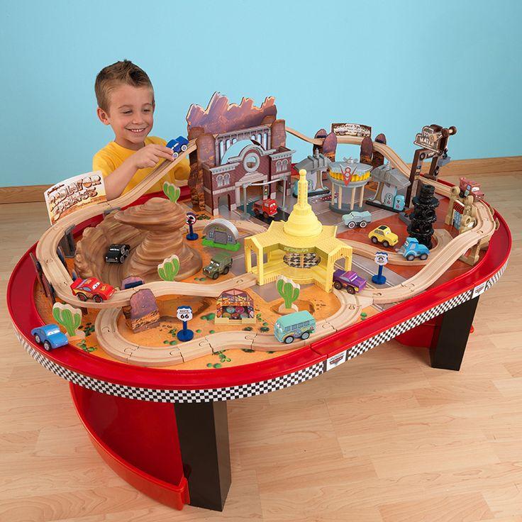 Costco mexico kidkraft disney cars pista de carreras juguetes pinterest disney cars - Costco toys for kids ...