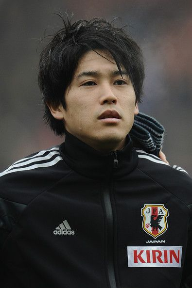Atsuto Uchida - Netherlands v Japan - International Friendly