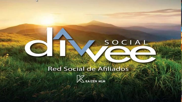 Presentacion oficial Divvee Social -  Equipo Kazien MLM