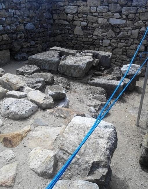 Un mausoleo importante sería, según las investigaciones, el lugar al que los estagiritas llevaron las cenizas de quien era considerado héroe local