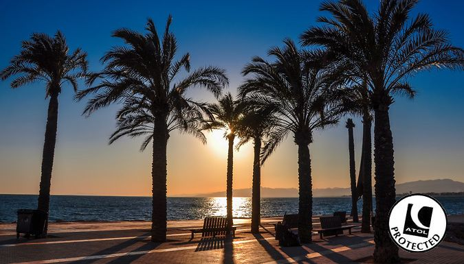 UK Holidays: Salou, Spain: 3-7 Night All-Inclusive Hotel Stay With Flights - Save up to 32% for just: £139.00 Cocktails, sun loungers and beaches are calling - escape to Salou on the Costa Dorada.      Enjoy all-inclusive luxury at the HTOP Molinos Park Hotel or Santa Monica Playa      All meals and drinks at the hotel are included in the price      Get stuck into the evening entertainment,...