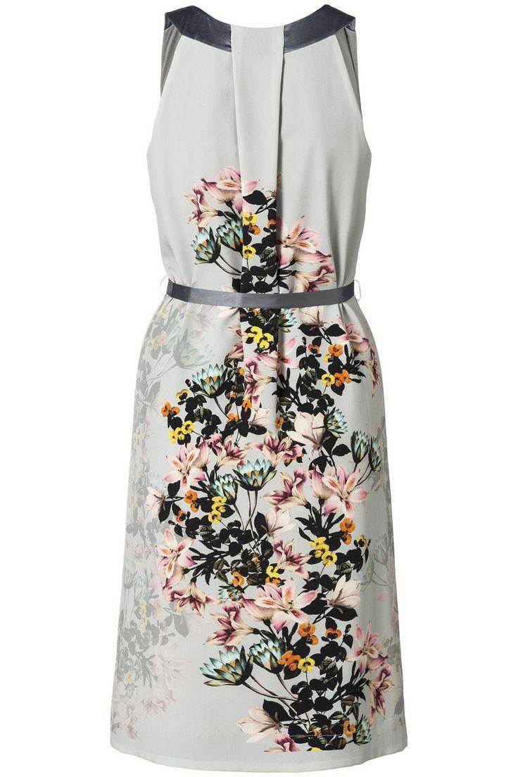 Elegante jurk met bloemenprint bij Steps® Officiële Webshop | Steps.nl