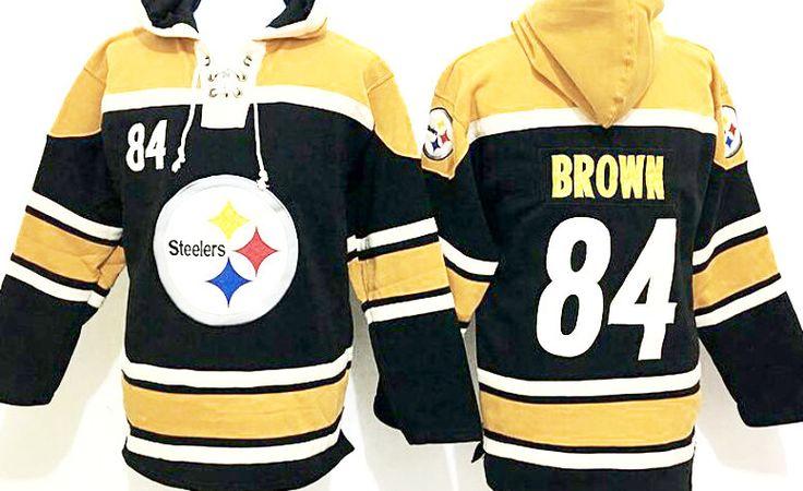 Antonio Brown Pittsburgh Steelers pullover Hoodie