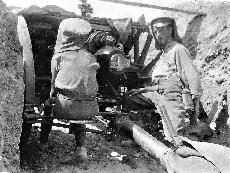Australian Soldiers in the Trenches at Gallipoli, Fairfax Archives