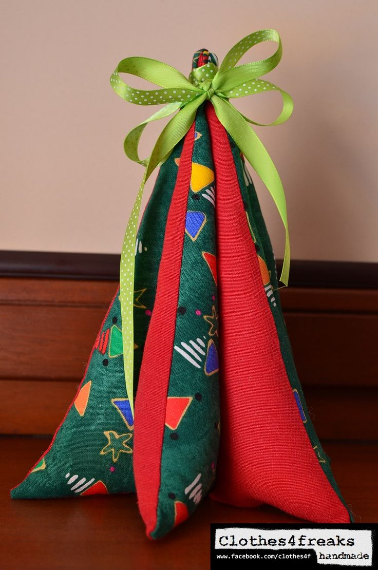 Choinka/Fabric Christmas Tree