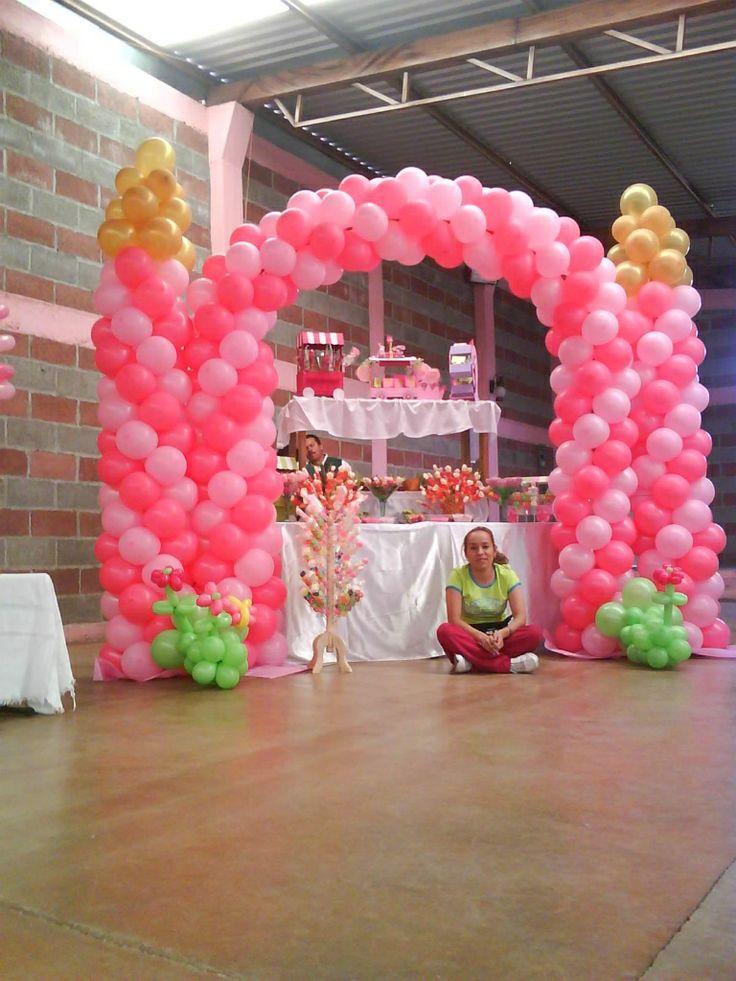 Princess Balloon Castle