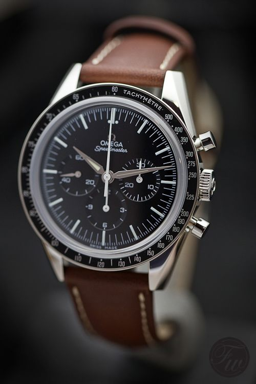 "OMEGA Speedmaster 1962 ""First Omega In Space"" remake  i almost bought a used one in NYC a little while back. glad i waited, this is perfect"