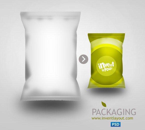 Packaging PSD