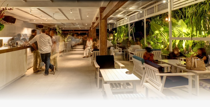 Mozaic Beach Club - Lounge