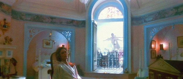 And how about the ethereal dreamscape in the Darling's nursery from Hook (1991)?…