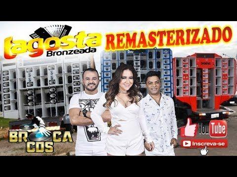 CD LAGOSTA BRONZEADA REMASTERIZADO PRA PAREDÃO BAIXAKI COM BROCA CDS