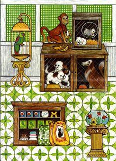 Sarah's Pet Shop: