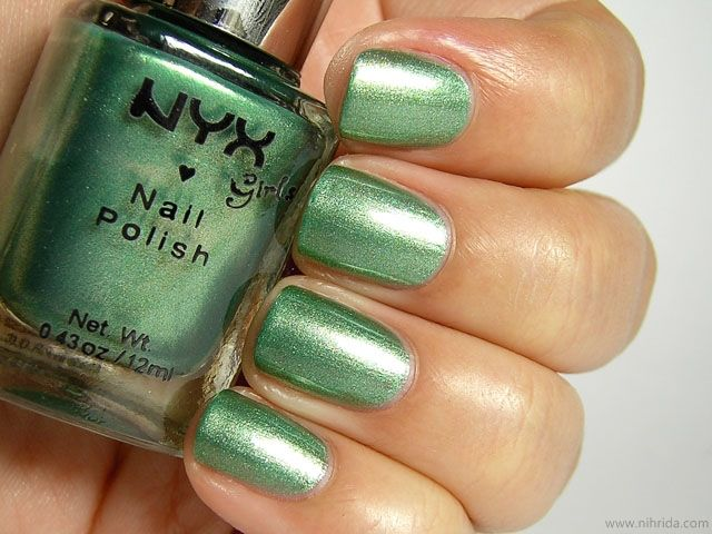 79 best Nyx Polish images on Pinterest | Muchachas polacas, Uñas de ...
