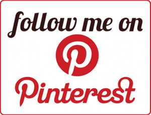 Follow me on Pinterest is the only comments I should be getting. I keep my Twitter, Instagram and Pinterest totally separate. You want a Twitter follow? Mention me. I'll eventually get to you. Same with Instagram. I can't give you special treatment just because you follow me on Pinterest. Im sorry if you're pissed off but it's only fair that way.